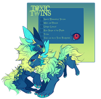 Toxic Twins Yevren Auction! by VanillaToxin