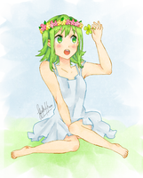 GUMI by AwesomeTora