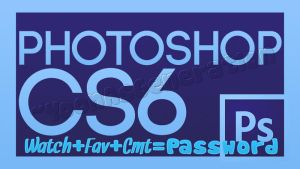 Photoshop CS6 Download by YoonAsGeneration