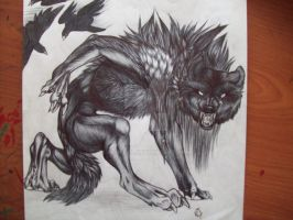 The Crow Eater by Penfell