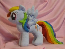 Young Rainbow Dash by SailorMiniMuffin
