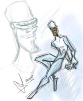 Frozone by vimfuego