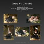 Stand My Ground Pack 129 by Elandria