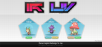 Pokemon IR UV Spritedex - XY Style by harikenn