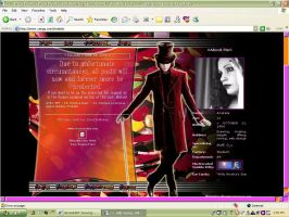 Willy Wonka Interface by Red-Rogue-Angel