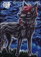 ACEO - The Best Time of the Day by Aurru