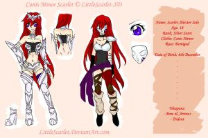 Scarlet - Reference by LittleScarlet-XD