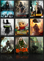 Game Icons 13 by Liaher