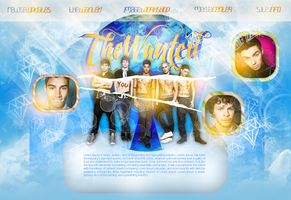 The Wanted Header by JayySonata