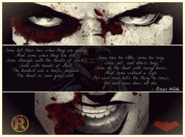 Jason Todd - Oscar Wilde quote by Lass007