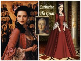 Catherine The Great by Nurycat