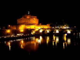 Castel sant angelo by dtrford