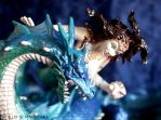 Taming the Sea Dragon by Worlds-in-Miniature