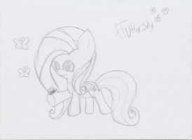 Fluttershy by Imaginarycupcake