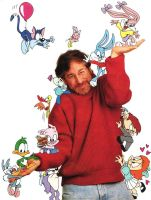 Spielberg and Tiny Toons by JPPAqui