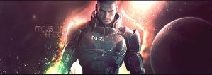 Mass Effect by x-Vinny-x