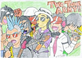 Two Tone Army by The-Great-Stash