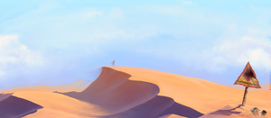 Death Sands by GravityShock