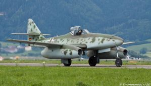 Messerschmitt Me-262A-1C by Thunderbolt120