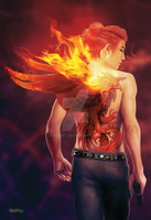 Chanyeol - Phoenix by AMSBT