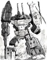 Bruticus by LivioRamondelli