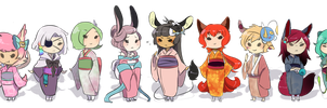 Poki- Festival Cheebs by EmiAne