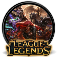 League of Legends (New) - Icon by Blagoicons