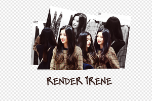 Render Irene by HunhanStyle