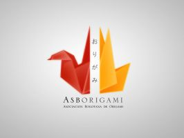 Absorigami - Logotype by Julibe