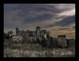 Darkness Of The Middle Ages by wojcio