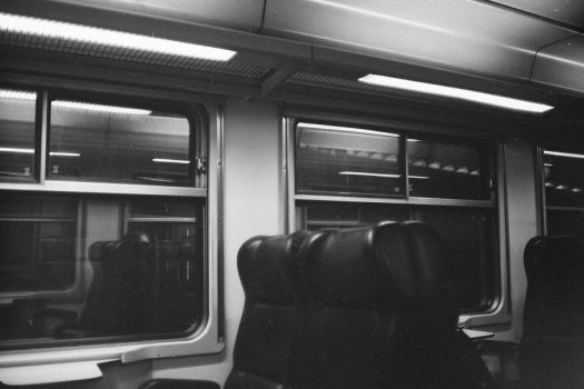 Train Seats by icmb94