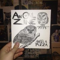 An Owl Zine by AngelaRizza