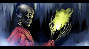 How Necromancers Are Made by Spikings