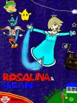 Rosalina and Cream by EBCrazy2