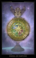 Wheel of Fortune by ThelemaDreamsArt