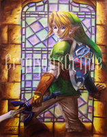 I Link therefore I am - Zelda Twilight Princess by CrimsonxCrime