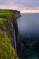 Kilt Rock Falls by Dave-Derbis