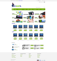 AYSHOPIL - Online Store by YossiArt