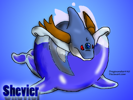 WATER: Shevier by Dragonmaker990
