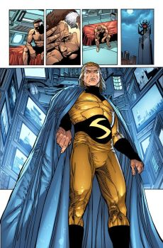 OMG its THE SENTRY by MarteGracia