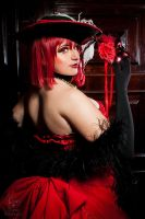 The Crimson red 1 - Madam red by areka-san