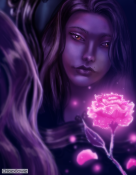 Enchanted Rose by ChloexBowie