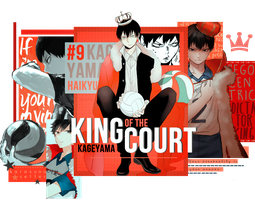 King of the Court by Luu-Elric
