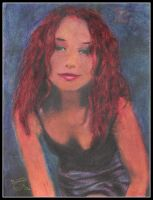 Tori Amos by breadzilla