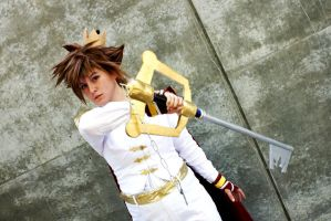 Sora Cosplay | Defend Your Kingdom by CosplayInABox