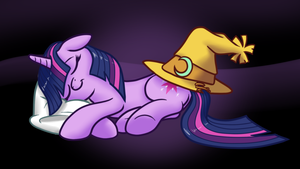 The Mage's Sleep by MykeGreywolf