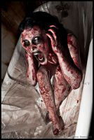 Blood Shower Scream by Anathema-Photography