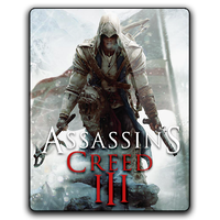 Assassins Creed III v2 gameicon by Ahssassin0