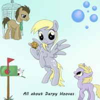 My little Derpy 6 by DitzyHooves