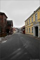 A street. by secludedspace